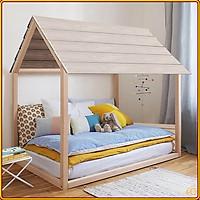 Giường trẻ em có mái kiểu Juno Sofa