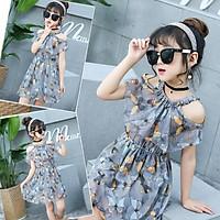 Váy đầm cho bé gái size đại (3 đến 12 tuổi)