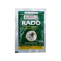 Đặc trị ruồi RADO - hiệu quả kéo dài 3 tháng gói 20g