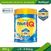 Sữa Bột Nuti IQ Gold 1 900g