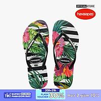 HAVAIANAS - Dép nữ Slim Tropical Floral 4139406-4343