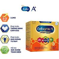 Sữa bột Enfagrow A+ NeuroPro 3 với 2'-FL HMO cho trẻ từ 1 – 3 tuổi– 2.2kg