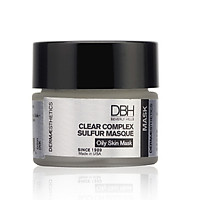 Mặt nạ DBH Clear Complex Sulfur Mask