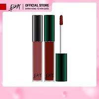 Combo 2 màu son Bbia Last Velvet Lip Tint ASIA EDITION - #A5 Hoian Brick và #37 Feign Unmoved
