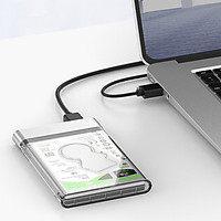 Box ổ cứng 2.5 inch chuẩn SATA trong suốt USB3.0 2129U3