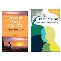 Combo 2 cuốn sách : Tâm Lý Học - Nghệ Thuật Giải Mã Hành Vi + Đời Ngắn Đừng Ngủ Dài (Tái Bản)
