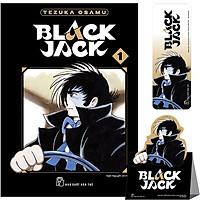 Black Jack - Tập 1 - Tặng Kèm Bookmark Giấy + Standee Giấy Mini