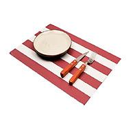 Bộ 4 tấm lót bàn ăn sang trọng mã L8