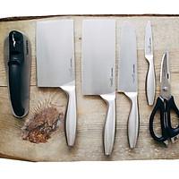Bộ dao Pro Asian Knife (6 Món)