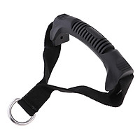 Pull Rope Handle Grips Elastic Resistance Bands D-Handle Rubber Tube Fitness