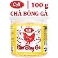 Chà Bông Gà C&B Hộp 100 Gram