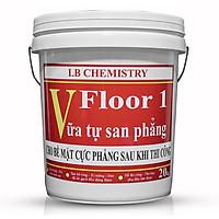 Vữa tự san phẳng, để tạo phẳng mặt sàn bê tông