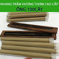 Nhang Trầm Hương không tăm thơm Cao Cấp( Cháy đến 35-40 Phút)