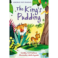 Sách thiếu nhi tiếng Anh - Usborne First Reading Level Three: The King's Pudding