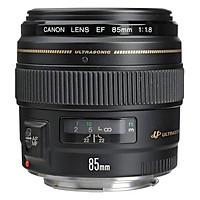 Ống Kính Canon EF 85mm F/1.8 USM - Hàng Chính Hãng