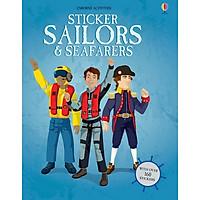 Sách tiếng Anh - Usborne Sticker Sailors & Seafarers
