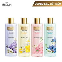 Combo 4 Sữa Tắm Nước Hoa Cindy Bloom 270g/chai