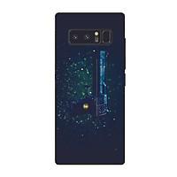 Ốp điện thoại dành cho máy Samsung Galaxy Note 9 - Súng lục MS ACTDA010