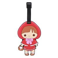 Tag Hành Lý - Luggage tag Red riding hood