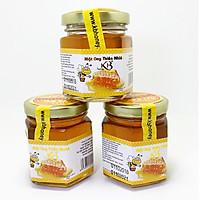 Combo 3 Thực phẩm chức năng  mật ong cao cấp nguyên chất KB 70ml 1 Lọ