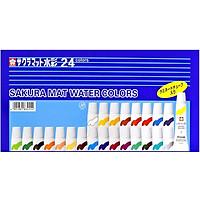 Màu Nước Sakura Mat Water Color 5ml 24 Màu