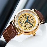 Đồng hồ cơ nam PAGINI bát mã tài lộc - đồng hồ bát mã đẳng cấp - hàng chính hãng full box - bảo hành 24 tháng