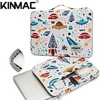 (Video+Ảnh thật) Túi đựng laptop 13 inch KINMAC-túi laptop dễ thương, chống sốc chuyên dụng, chống nước -KM09