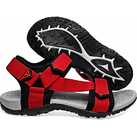 SANDAL quai hậu nam kiểu dáng thời trang (Đỏ) - A017