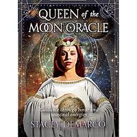 Bộ Bài Bói Tarot Queen of the Moon Oracle Card Deck Cao Cấp Đẹp