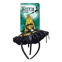 Băng Cột Đầu Phù Thủy Sang Trọng 4 Loại Halloween Uncle Bills UH00036 (Ngẫu Nhiên)