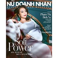 Tạp chí NỮ DOANH NHÂN số 136 phát hành tháng 3&4/2021