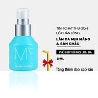 [ Tặng dao cạo râu ] Tinh chất thu gọn lỗ chân lông sạch mụn mịn da MdoC Skin Pore Tightener 2.0 30ml JN-MSR04