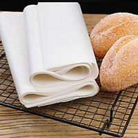 Giấy Nến Nướng Bánh ,Chiên ,Nướng Thịt(1 hộp /50 tờ )sẵn hàng