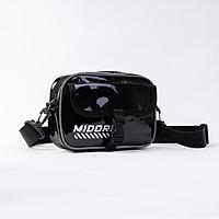 Túi đeo chéo mini thời trang trong suốt MIDORI DESIGN cao cấp MD003