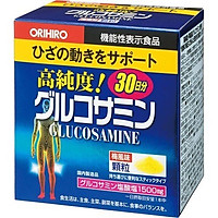 Bột bổ xương khớp Glucosamine Orihiro 30 gói (hộp 30 gói) - hàng pp chính hãng