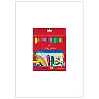 Bút Lông Màu Faber-Castell-11-200-A - Connector - 20 Màu