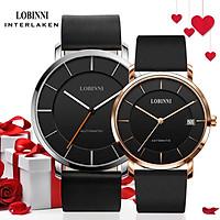 Đồng hồ đôi chính hãng Lobinni No.5016-8