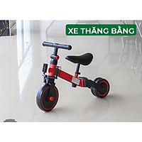 Xe đạp đa năng 3 bánh - cân bằng - Chòi chân AS006