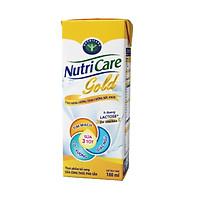 Lốc 8 hộp sữa pha sẵn Nutricare GOLD - bồi bổ phục hồi sức khoẻ (180ml x 8 hộp)