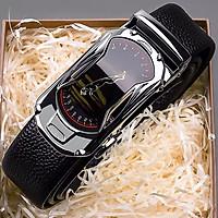 Thắt lưng nam TLWG79 khóa tự động dây da cao cấp - Dây lưng nam mặt cá tính khóa hợp kim cao cấp phong cách lịch lãm