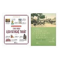 Combo 2 Cuốn Kiến Thức Căn Bản Cần Biết – Theo Dòng Lịch Sử Nghệ Thuật  + Làng Xã Của Người An Nam Ở Bắc Kỳ