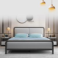 Giường Ngủ Khung Sắt Bắc Âu Cao Cấp Kích Thước 180x200cm