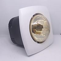 Đèn sưởi âm trần 1 bóng Milor 6008 chính hãng