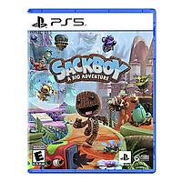 Đĩa Game PS5 Sackboy A Big Adventure - Hàng Chính Hãng