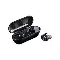 Tai nghe bluetooth không dây F206 tai nghe thể thao chạy bộ nhét tai mini nhỏ gọn âm thanh chất lượng thời gian sử dụng lâu - Hàng chính hãng