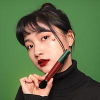 Combo Happy Girl - Son Kem A5 Asia và Pen Eyleliner 02 tặng Highlighter và Gương
