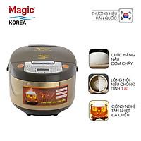Nồi Cơm Điện Tử Lòng Niêu Magic Korea A-86 (1.8 Lít) - Hàng Chính Hãng