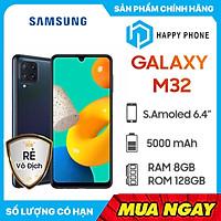 Điện Thoại Samsung Galaxy M32 (8GB/128GB) - Hàng Chính Hãng - Đã kích hoạt bảo hành điện tử