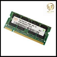 RAM Laptop Máy Tính Xách Tay 2G RAM DDR2 Bus 800 - DDR3 Bus 1333 Tốc Độ Cao Chính Hãng -