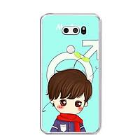 Ốp lưng dẻo cho điện thoại LG V30 - 0042 COUPLEBOY06 - Hàng Chính Hãng